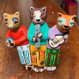 Gatos Músicos